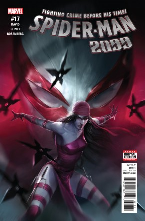 SPIDER-MAN 2099 #17 (2015 SERIES)