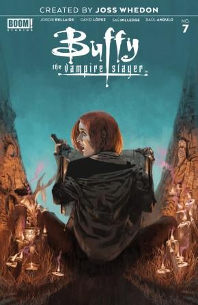 BUFFY THE VAMPIRE SLAYER #7 (2019 SERIES)