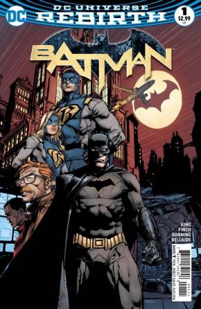 BATMAN #1 (2016 SERIES)