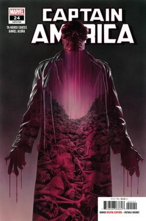 CAPTAIN AMERICA #24 (2018 SERIES)