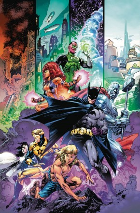DC COMICS GENERATIONS HARDCOVER