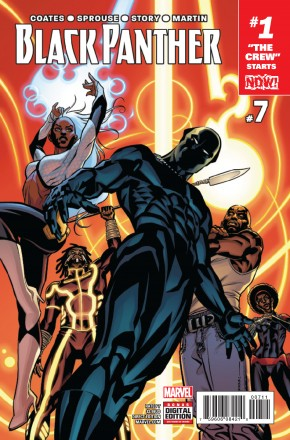 BLACK PANTHER VOLUME 6 #7