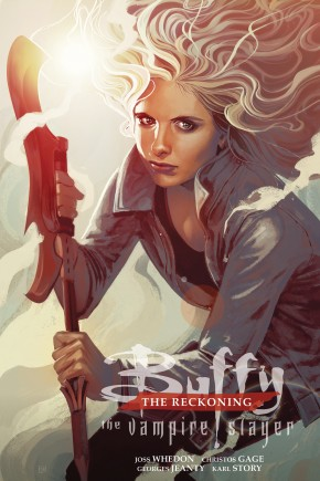 BUFFY THE VAMPIRE SLAYER SEASON 12 THE RECKONING GRAPHIC NOVEL