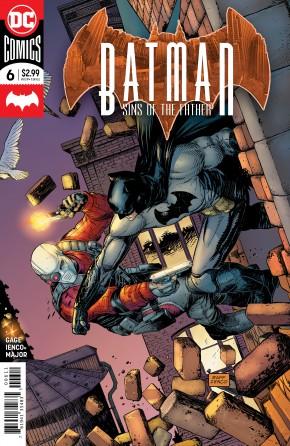 BATMAN SINS OF THE FATHER #6
