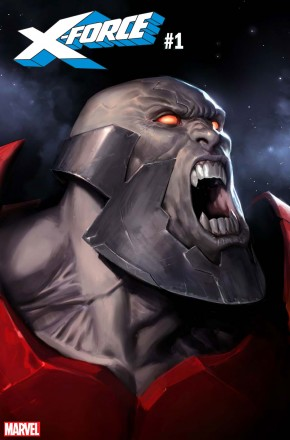 X-FORCE #1 (2018 SERIES) DJURDJEVIC FANTASTIC FOUR VILLAINS VARIANT