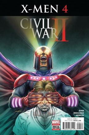 CIVIL WAR II X-MEN #4