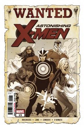 ASTONISHING X-MEN #15 (2017 SERIES)
