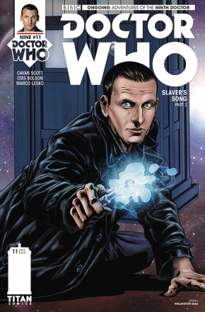 DOCTOR WHO 9TH #11 (2016 SERIES)