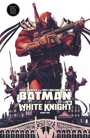 BATMAN CURSE OF THE WHITE KNIGHT #2
