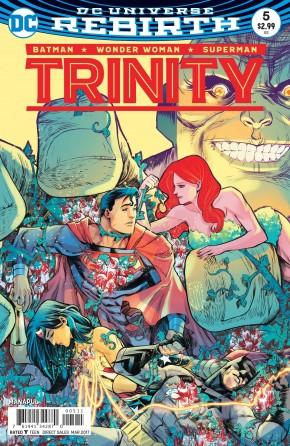 TRINITY #5 (2016 SERIES)