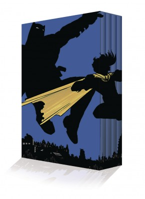 BATMAN THE DARK KNIGHT RETURNS COLLECTORS EDITION BOX SET