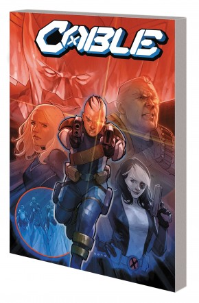 CABLE BY GERRY DUGGAN VOLUME 2 GRAPHIC NOVEL