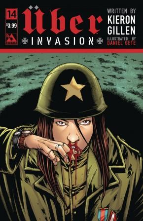 UBER INVASION #14