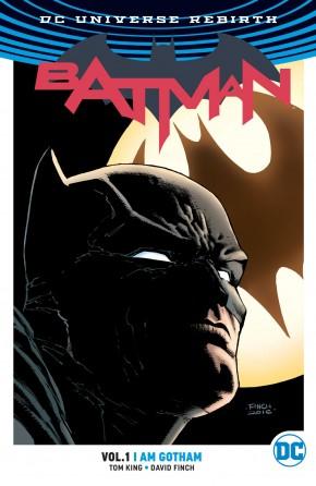 BATMAN VOLUME 1 I AM GOTHAM GRAPHIC NOVEL