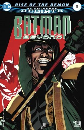 BATMAN BEYOND #11 (2016 SERIES)