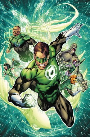 GREEN LANTERN BY GEOFF JOHNS BOOK 3 GRAPHIC NOVEL