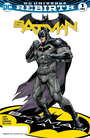 BATMAN #1 (2016 SERIES) BATMAN DAY SPECIAL EDITION