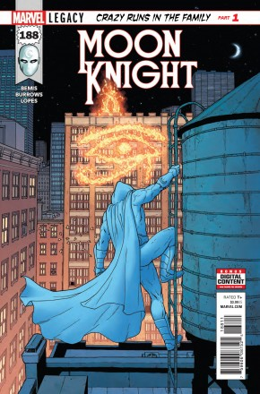 MOON KNIGHT #188 (2017 SERIES) LEGACY