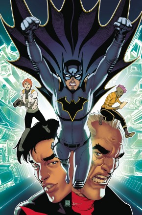 BATMAN BEYOND #12 (2016 SERIES)