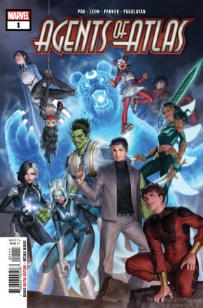 AGENTS OF ATLAS #1 (2019 SERIES)