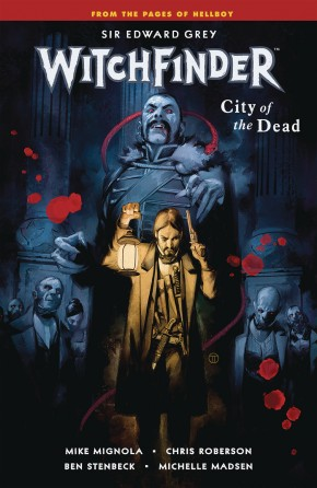 WITCHFINDER VOLUME 4 CITY OF THE DEAD GRAPHIC NOVEL
