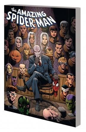 AMAZING SPIDER-MAN BY NICK SPENCER VOLUME 14 CHAMELEON CONSPIRACY GRAPHIC NOVEL