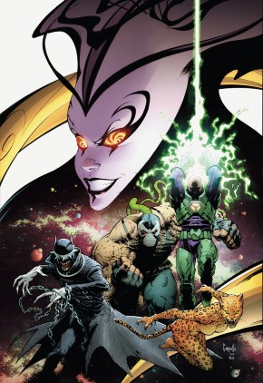 DC YEAR OF THE VILLAIN OMNIBUS HARDCOVER
