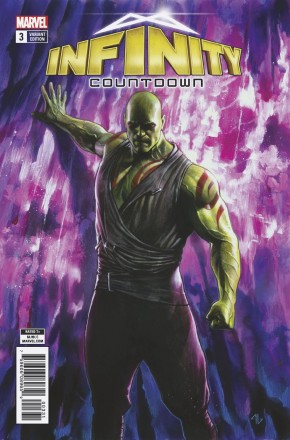 INFINITY COUNTDOWN #3 DRAX HOLDS INFINITY VARIANT