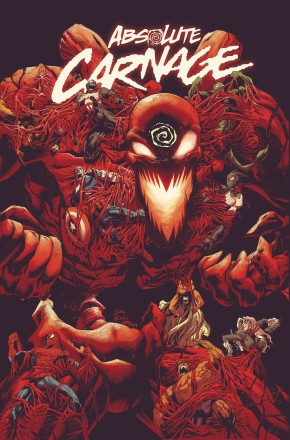 ABSOLUTE CARNAGE OMNIBUS HARDCOVER