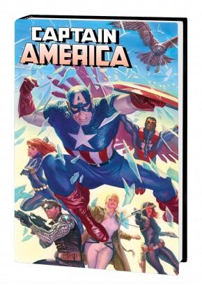 CAPTAIN AMERICA BY TA-NEHISI COATES VOLUME 2 HARDCOVER
