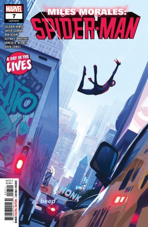 MILES MORALES SPIDER-MAN #7 (2018 SERIES)