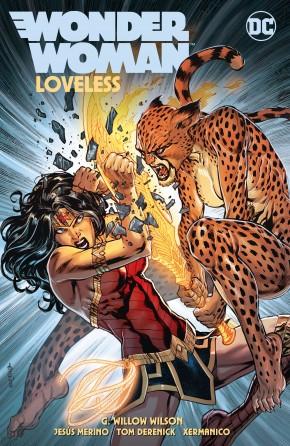 WONDER WOMAN VOLUME 3 LOVELESS GRAPHIC NOVEL