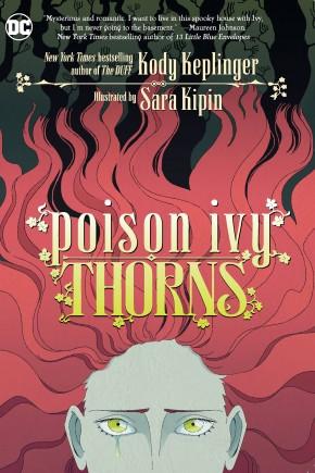POISON IVY THORNS GRAPHIC NOVEL