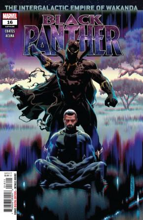 BLACK PANTHER #16 (2018 SERIES)