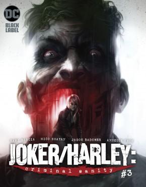 JOKER HARLEY CRIMINAL SANITY #3