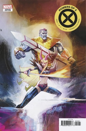 POWERS OF X #3 HUDDLESTON 1 IN 10 INCENTIVE VARIANT
