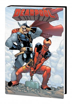 DEADPOOL AND CO OMNIBUS HARDCOVER