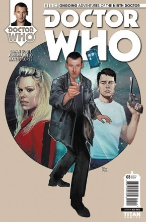 DOCTOR WHO: THE NINTH DOCTOR #3 (2016 SERIES)