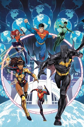 FUTURE STATE JUSTICE LEAGUE GRAPHIC NOVEL