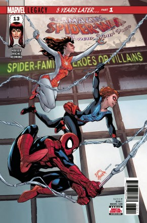 AMAZING SPIDER-MAN RENEW YOUR VOWS #13 (2016 SERIES)