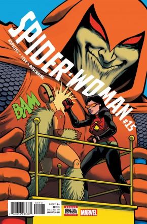 SPIDER-WOMAN VOLUME 6 #15