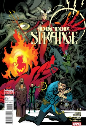 DOCTOR STRANGE #13 (2015 SERIES)