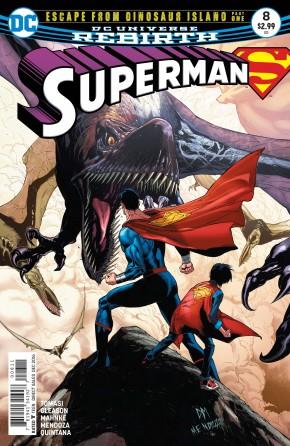 SUPERMAN VOLUME 5 #8