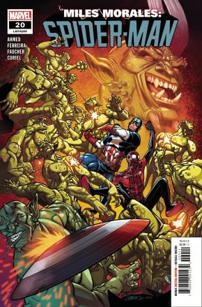 MILES MORALES SPIDER-MAN #20 (2018 SERIES)