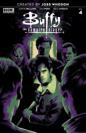 BUFFY THE VAMPIRE SLAYER #4 (2019 SERIES)