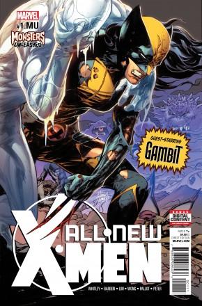 ALL NEW X-MEN #1.MU (2015 SERIES)