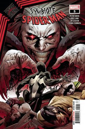 SYMBIOTE SPIDER-MAN KING IN BLACK #5