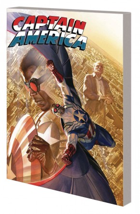 CAPTAIN AMERICA SAM WILSON THE COMPLETE COLLECTION VOLUME 1 GRAPHIC NOVEL