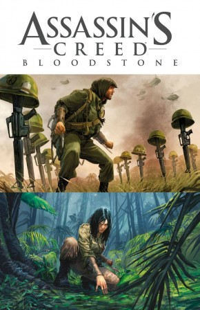 ASSASSINS CREED BLOODSTONE COLLECTION GRAPHIC NOVEL