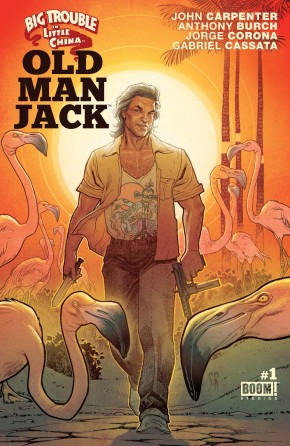 BIG TROUBLE IN LITTLE CHINA OLD MAN JACK #1 (RANDOM COVER)